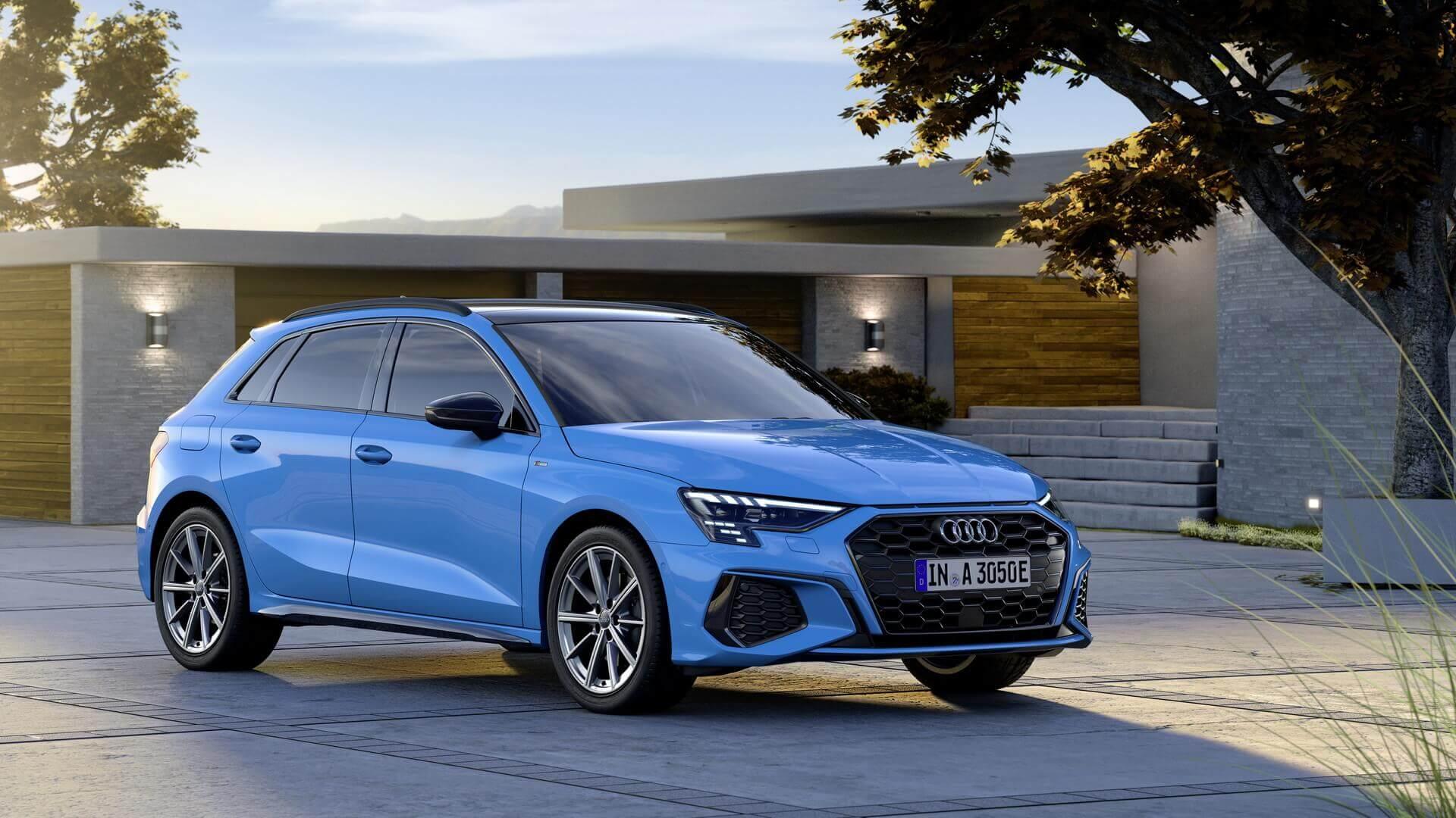 Плагин-гибрид Audi A3Sportback 40TFSI e