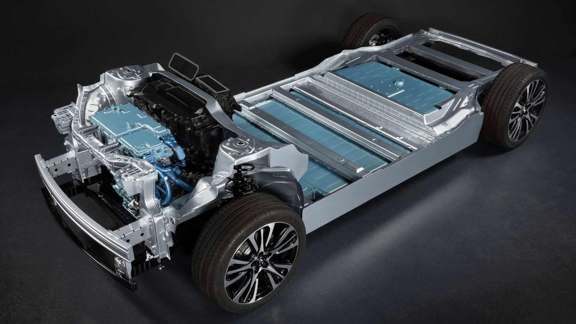Будущие полностью электрические автомобили Renault будут построены нановой модульной платформе CMF-EV