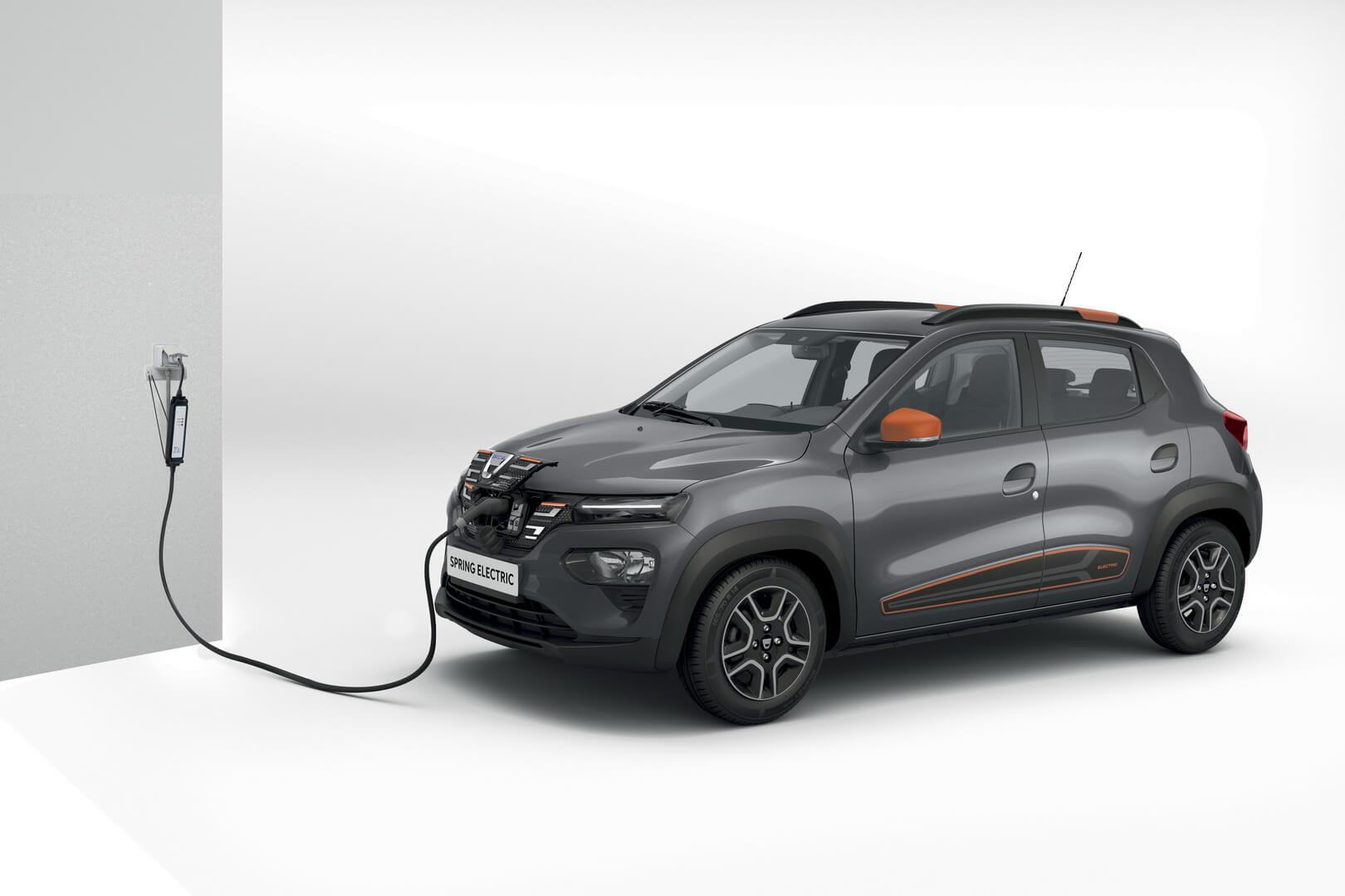 Dacia Spring Electric станет самым дешевым электромобилем в Европе