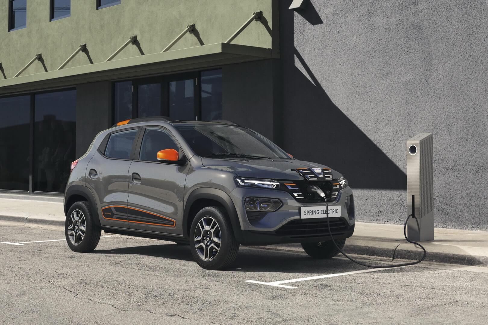 Spring Electric: новая революция Dacia с самым доступным электромобилем в Европе