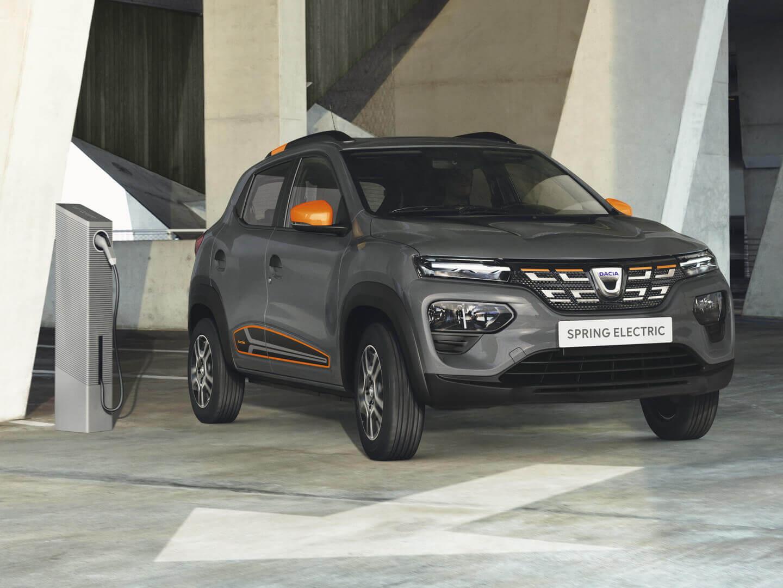 Серийная версия Dacia Spring Electric представлена на мероприятии Groupe Renault eWays