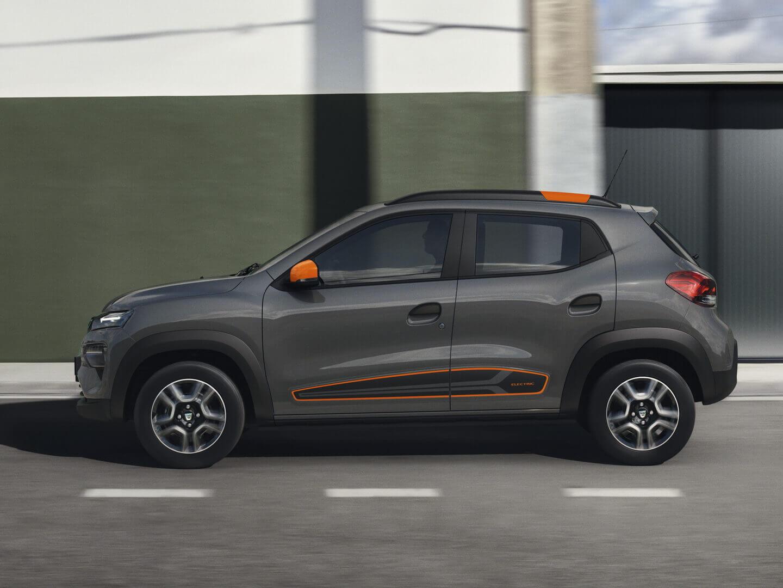 Dacia Spring Electric начинает электрическую революцию в Европе