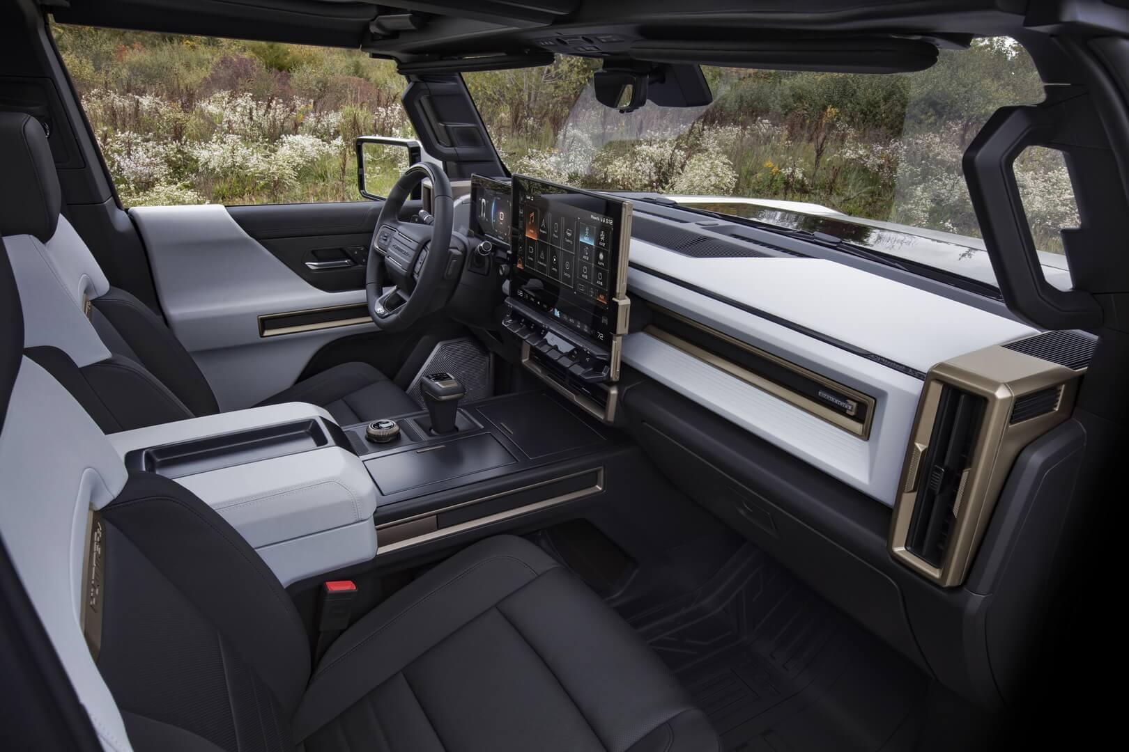 Фотография экоавто Пикап GMC Hummer EV Edition 1 - фото 5