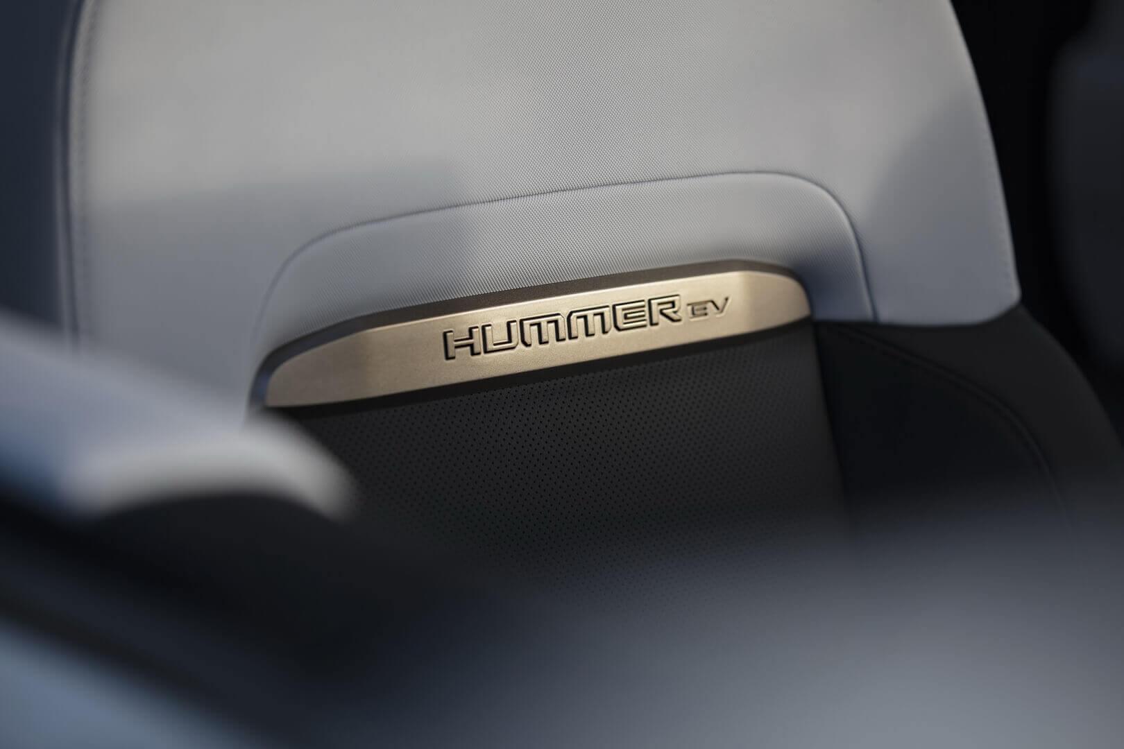 Фотография экоавто Пикап GMC Hummer EV Edition 1 - фото 11