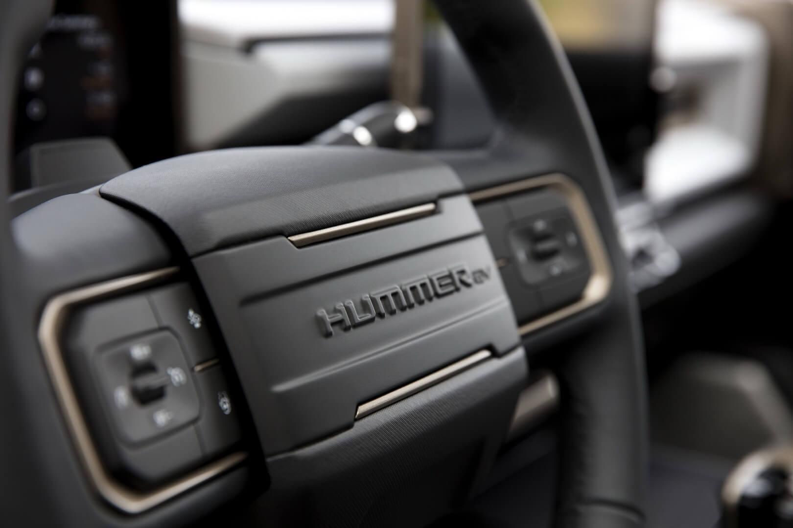 Фотография экоавто Пикап GMC Hummer EV Edition 1 - фото 9