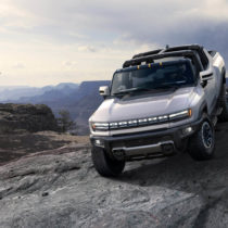 Фотография экоавто Пикап GMC Hummer EV² - фото 40
