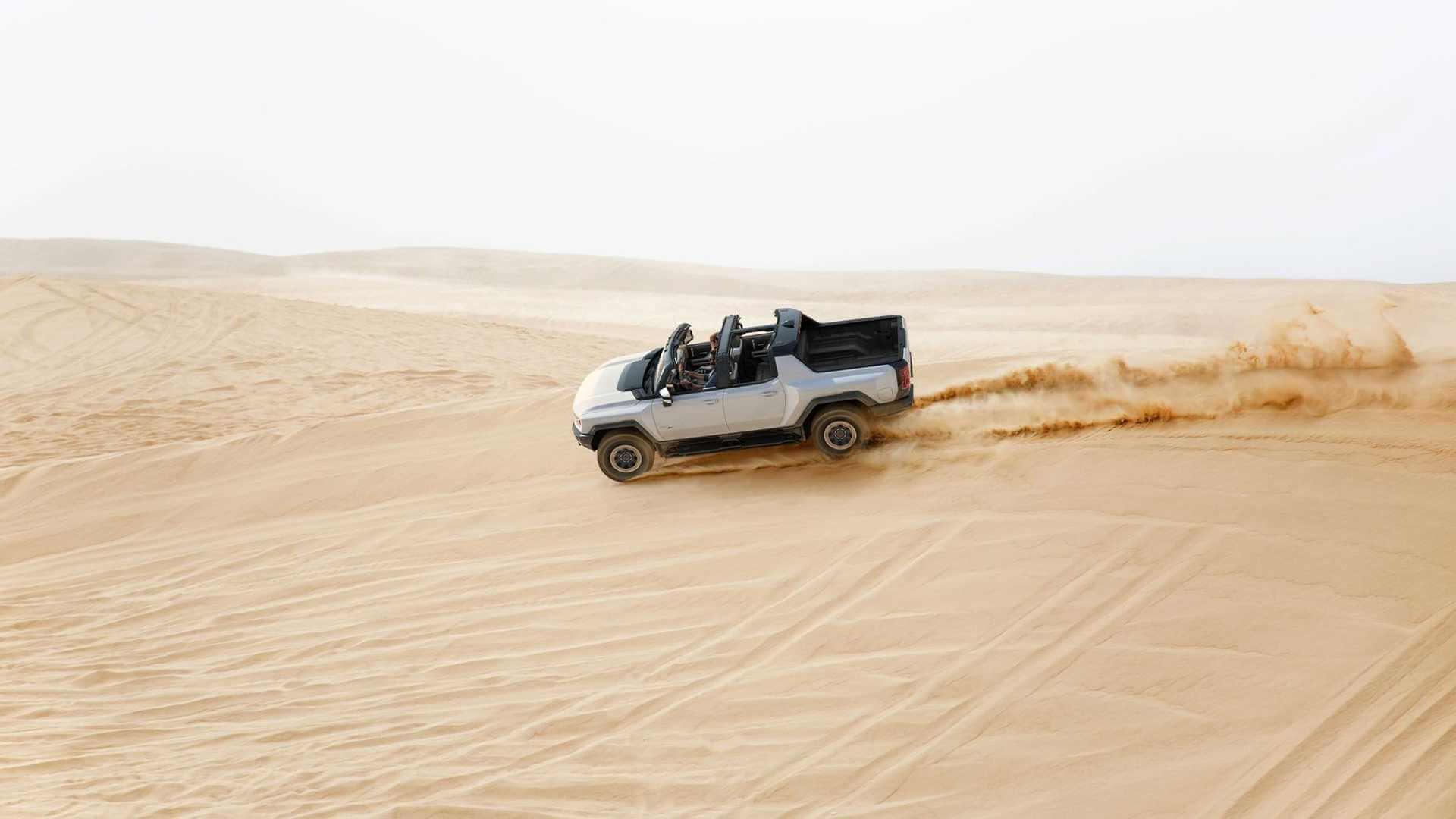 Фотография экоавто Пикап GMC Hummer EV² - фото 13