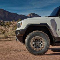 Фотография экоавто Пикап GMC Hummer EV² - фото 2