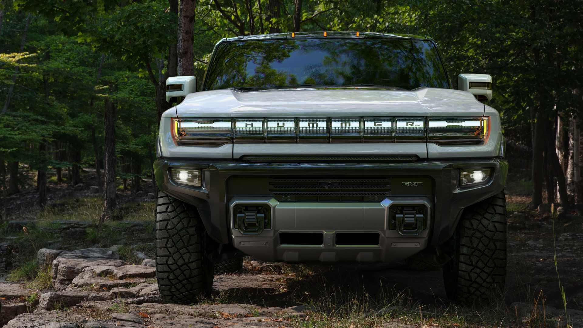 Фотография экоавто Пикап GMC Hummer EV²