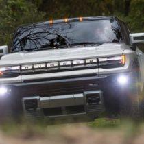 Фотография экоавто Пикап GMC Hummer EV² - фото 25