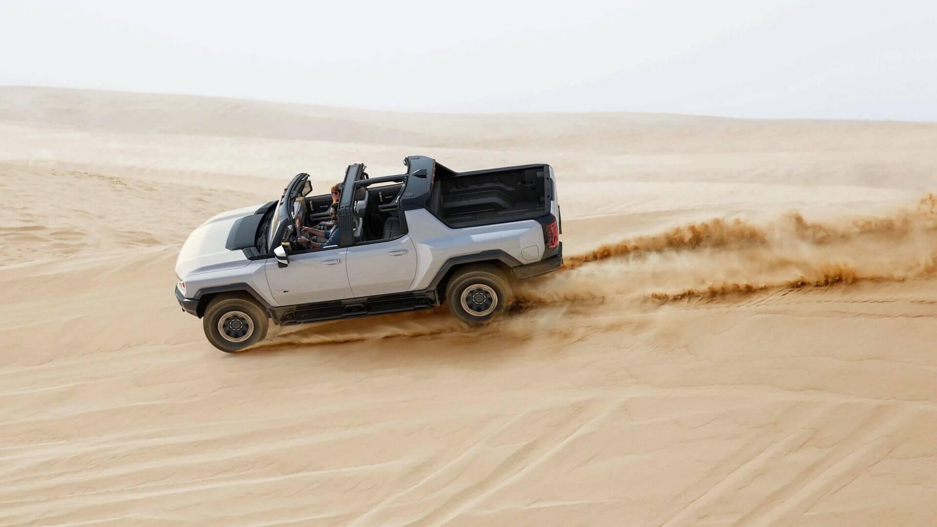 Фотография экоавто Пикап GMC Hummer EV² - фото 42