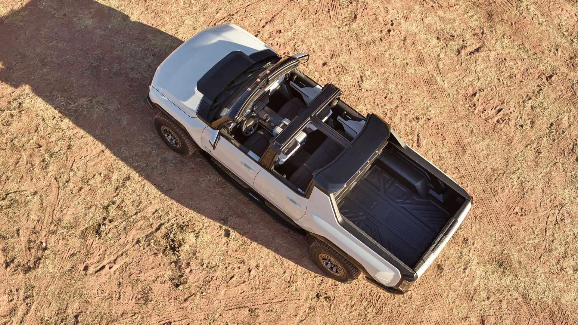 Фотография экоавто Пикап GMC Hummer EV² - фото 21