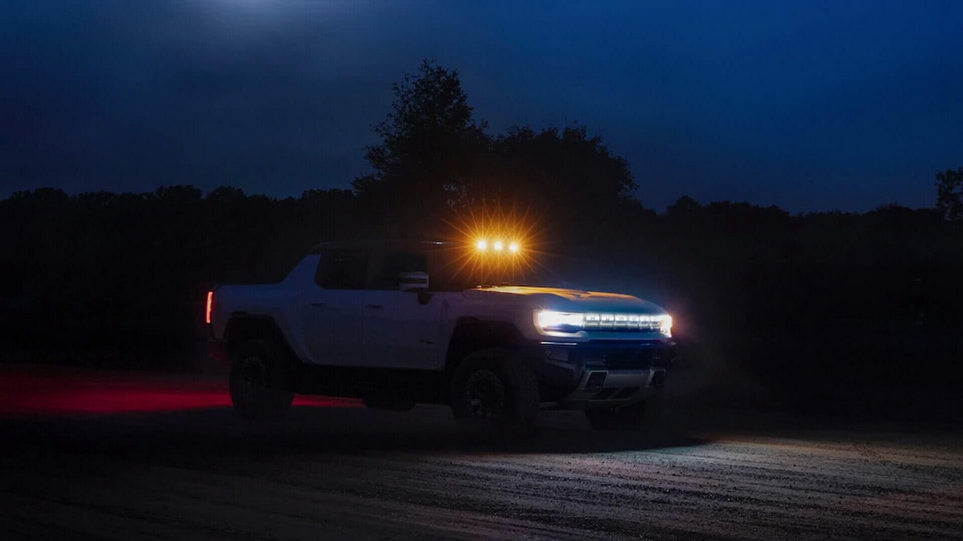 Фотография экоавто Пикап GMC Hummer EV² - фото 37