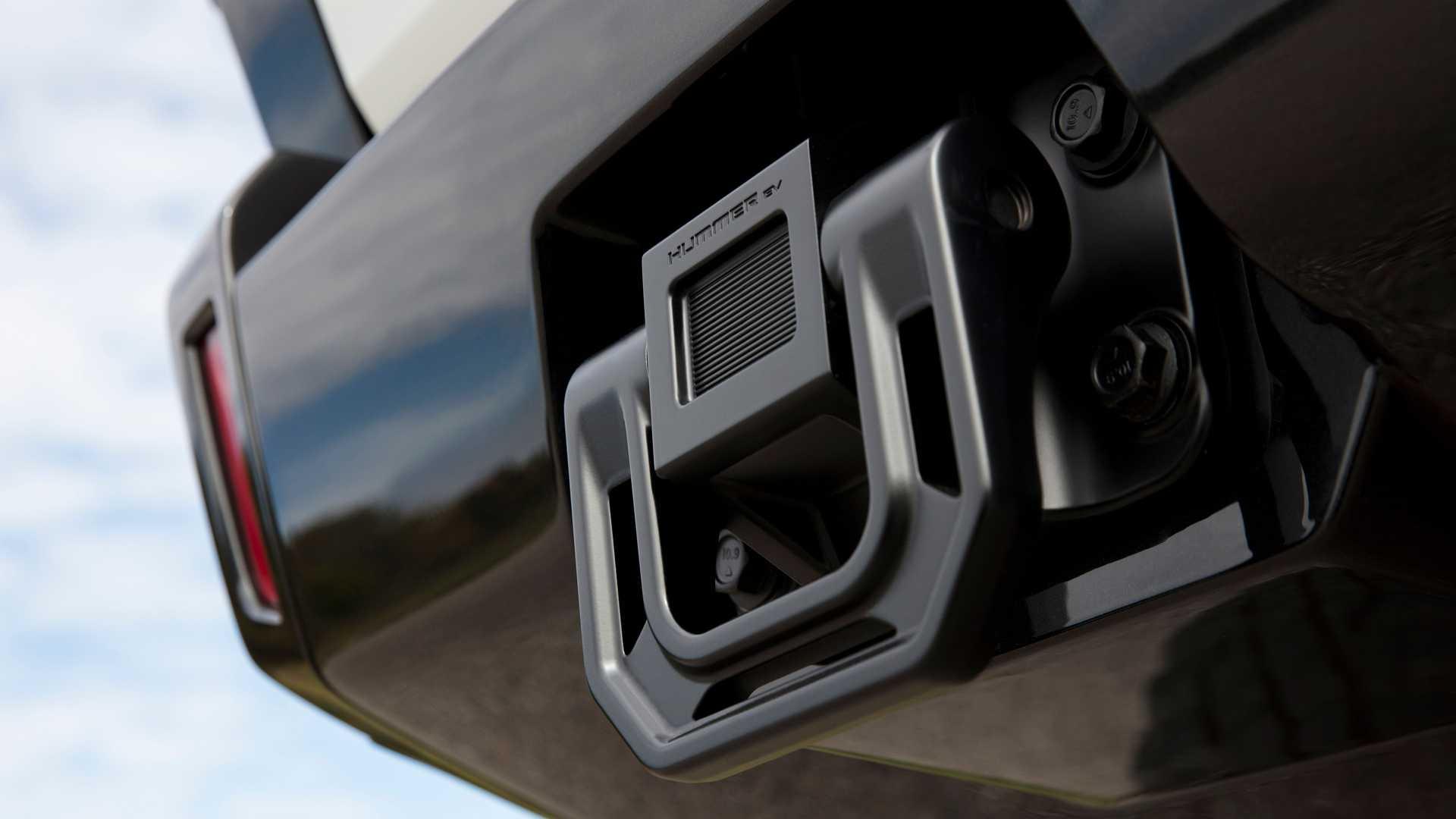 Фотография экоавто Пикап GMC Hummer EV² - фото 19