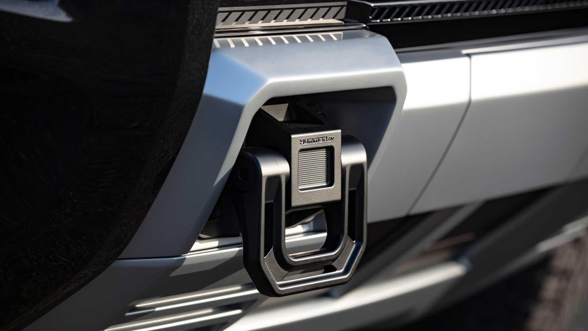 Фотография экоавто Пикап GMC Hummer EV² - фото 17