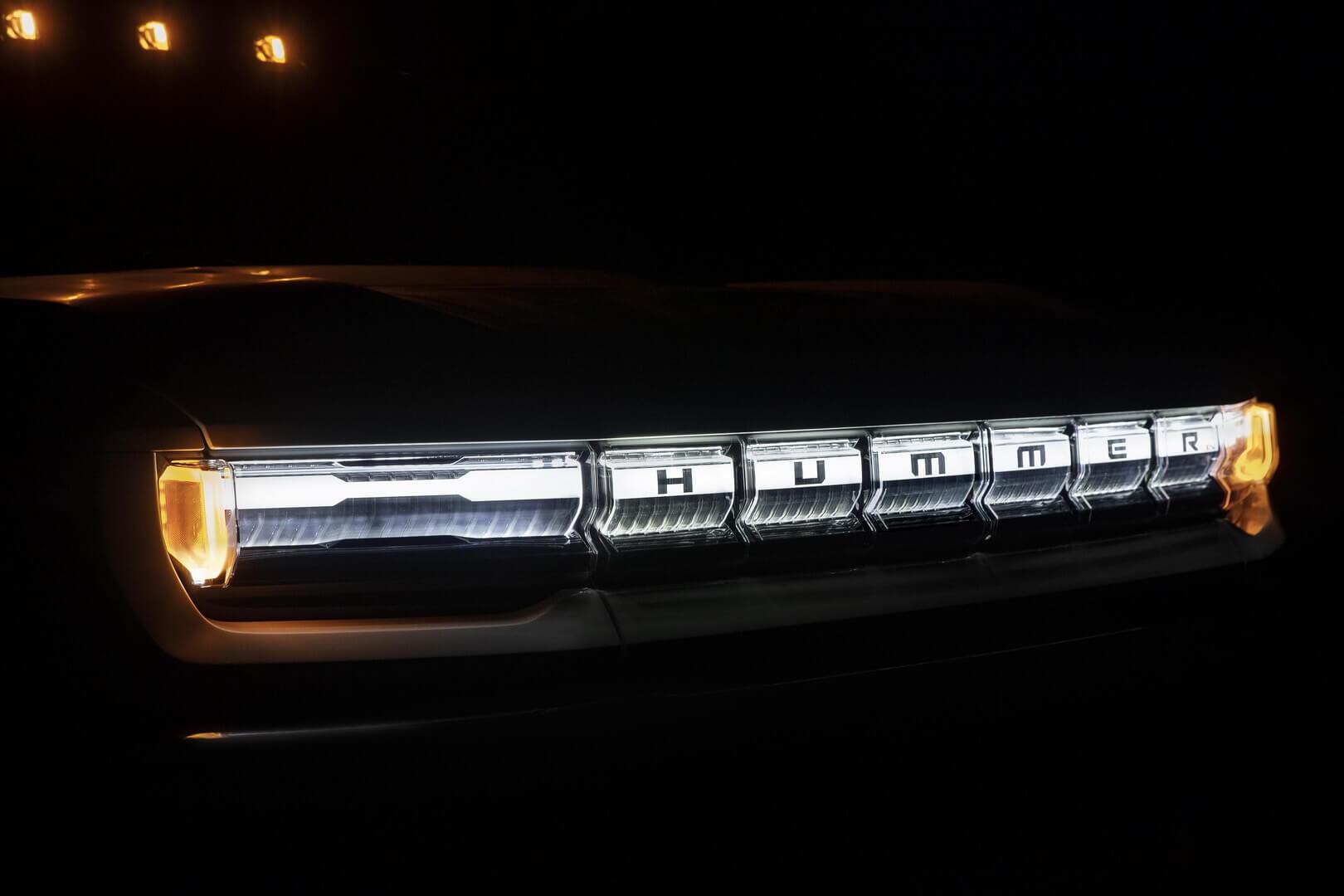 Фотография экоавто Пикап GMC Hummer EV² - фото 32