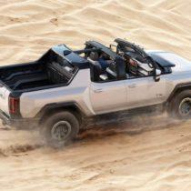 Фотография экоавто Пикап GMC Hummer EV² - фото 28