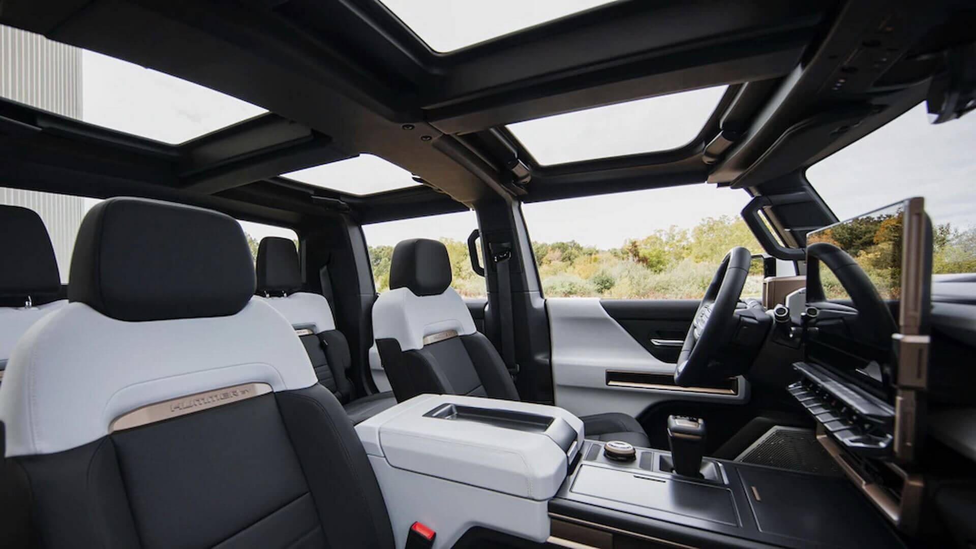 Фотография экоавто Пикап GMC Hummer EV Edition 1 - фото 6