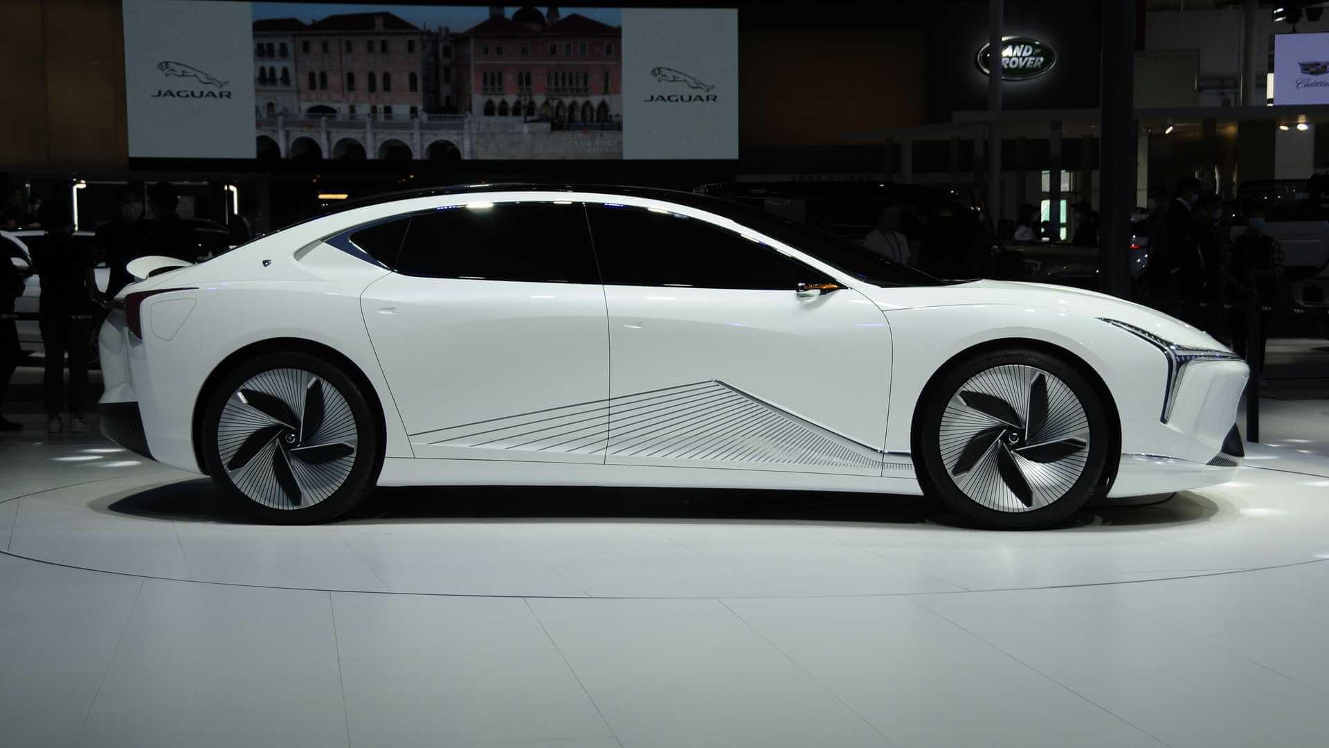 Концепт электромобиля Neta Eureka 03может похвастаться запасом хода 800км