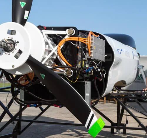 Rolls-Royce протестировал привод для самого быстрого электросамолета
