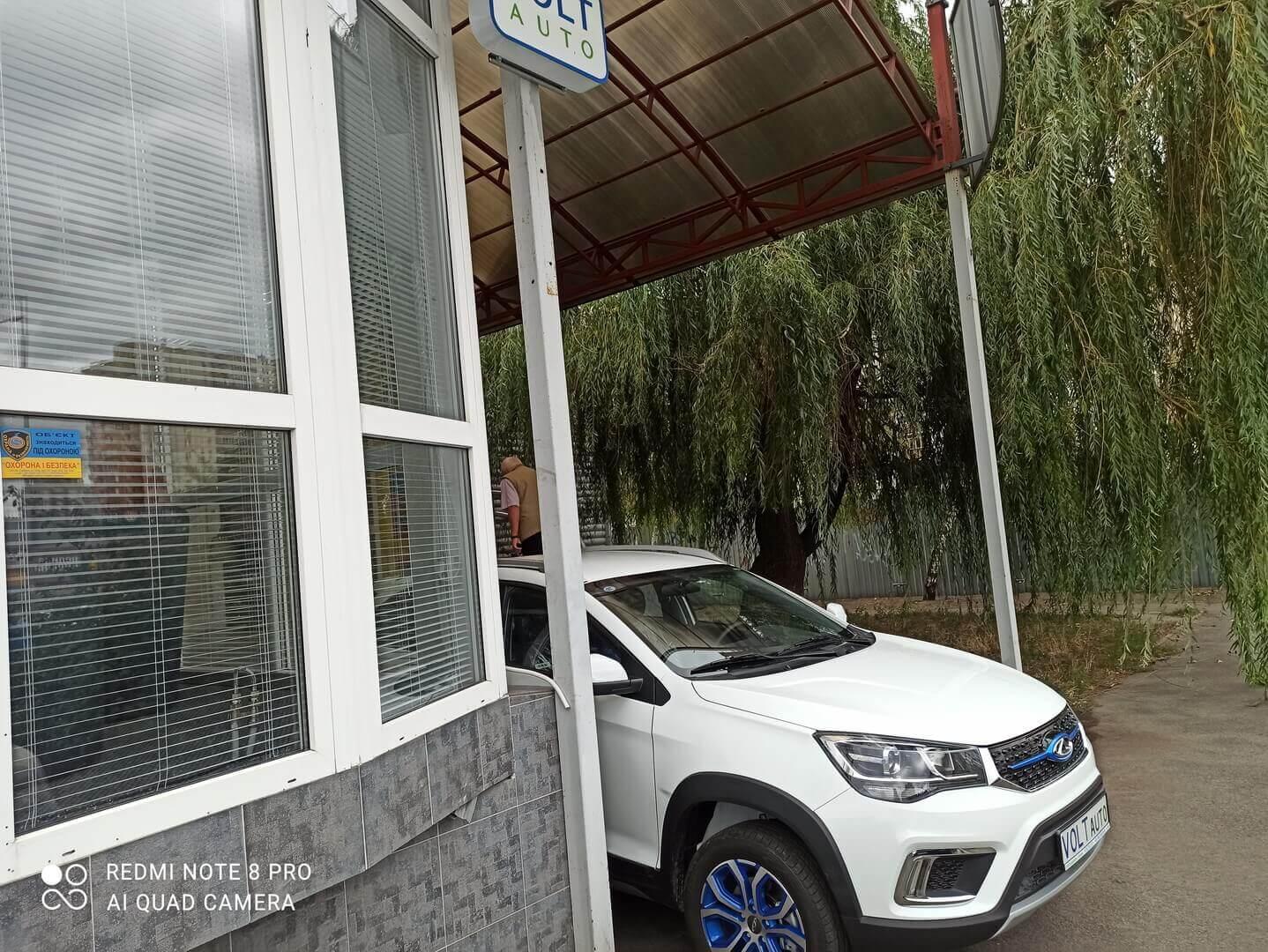 VOLTauto специализируется накитайских электромобилях