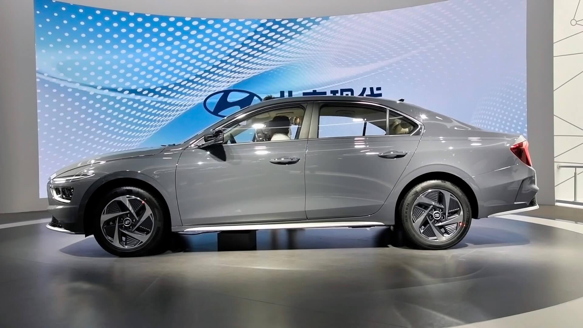 Полностью электрический Hyundai Mistra дебютирует в Китае