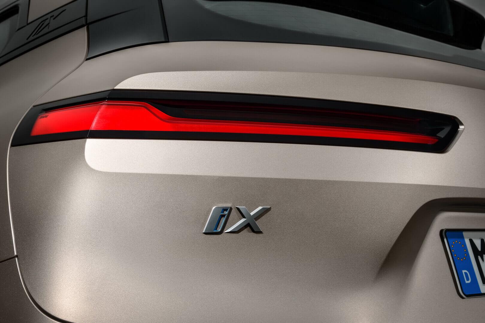 Фотография экоавто BMW iX - фото 19