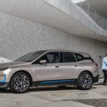 Фотография экоавто BMW iX - фото 17