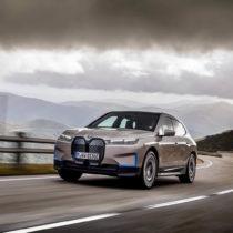 Фотография экоавто BMW iX - фото 15