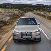Фотография экоавто BMW iX - фото 10