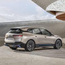 Фотография экоавто BMW iX - фото 29