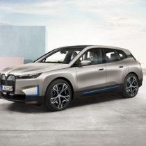 Фотография экоавто BMW iX - фото 7