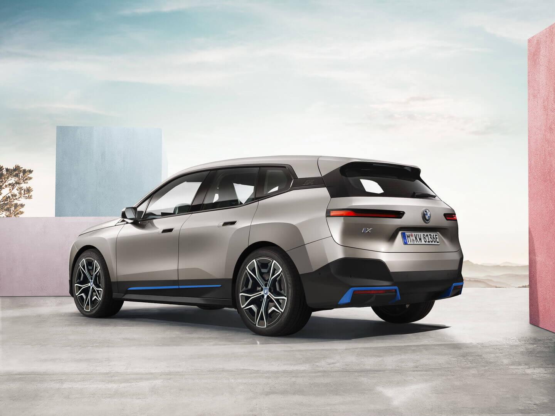 Фотография экоавто BMW iX - фото 5