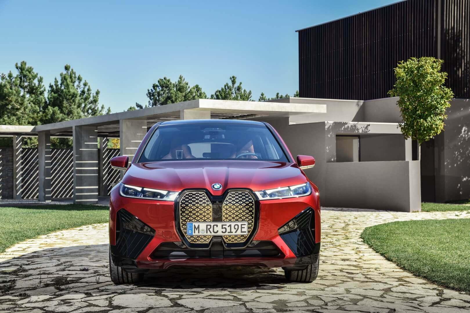 Фотография экоавто BMW iX - фото 30