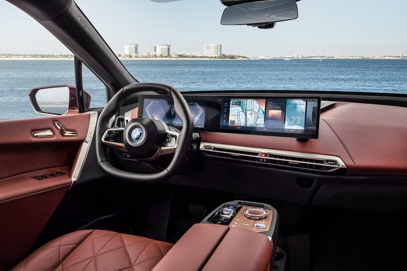 Фотография экоавто BMW iX - фото 45