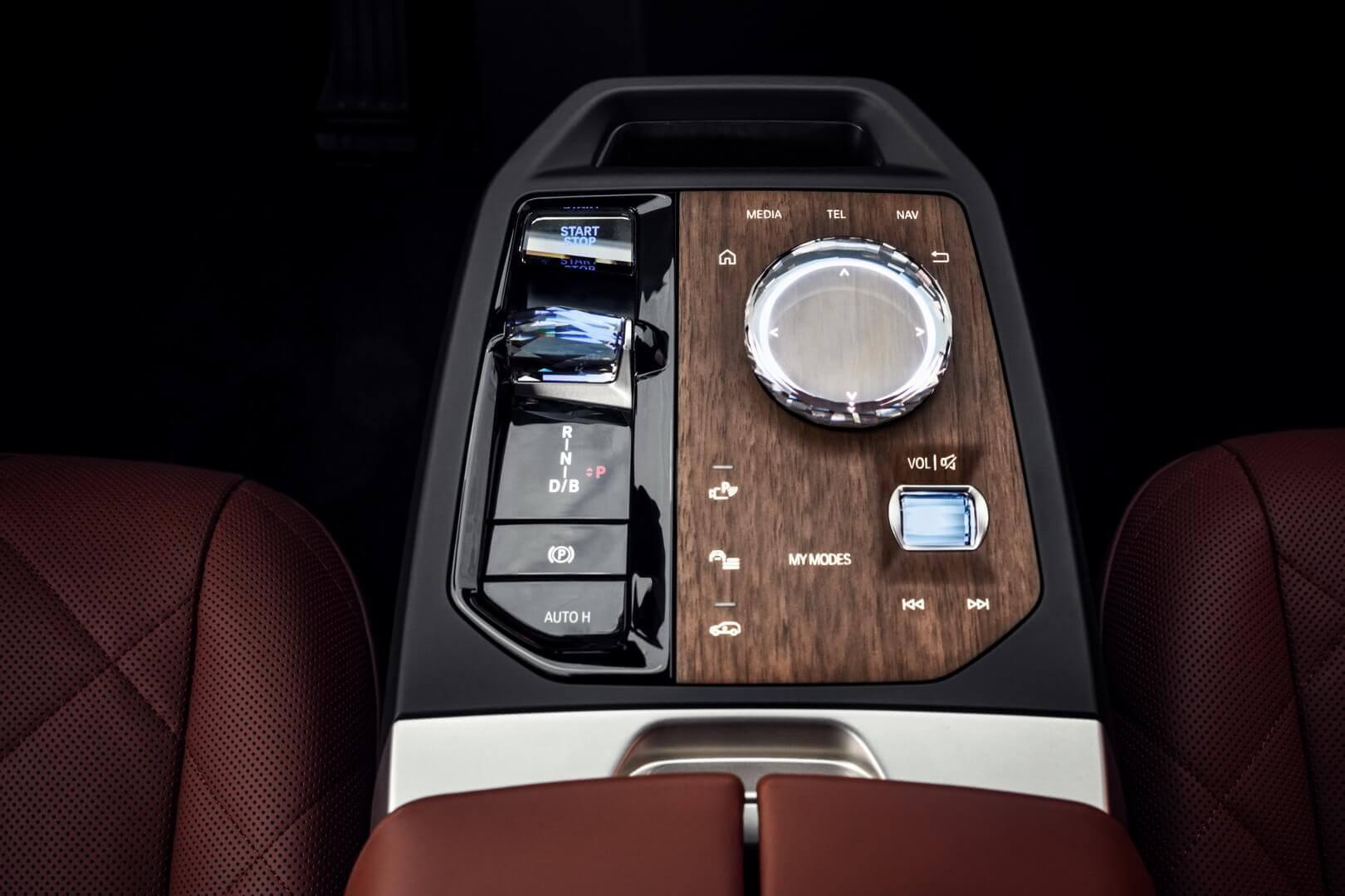 Фотография экоавто BMW iX - фото 48