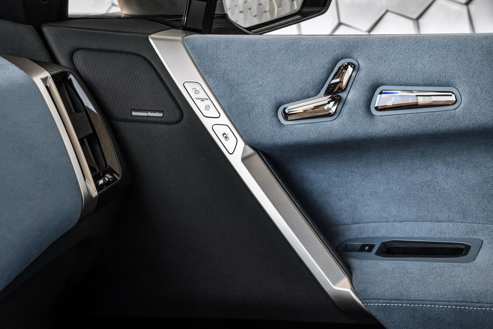 Фотография экоавто BMW iX - фото 69