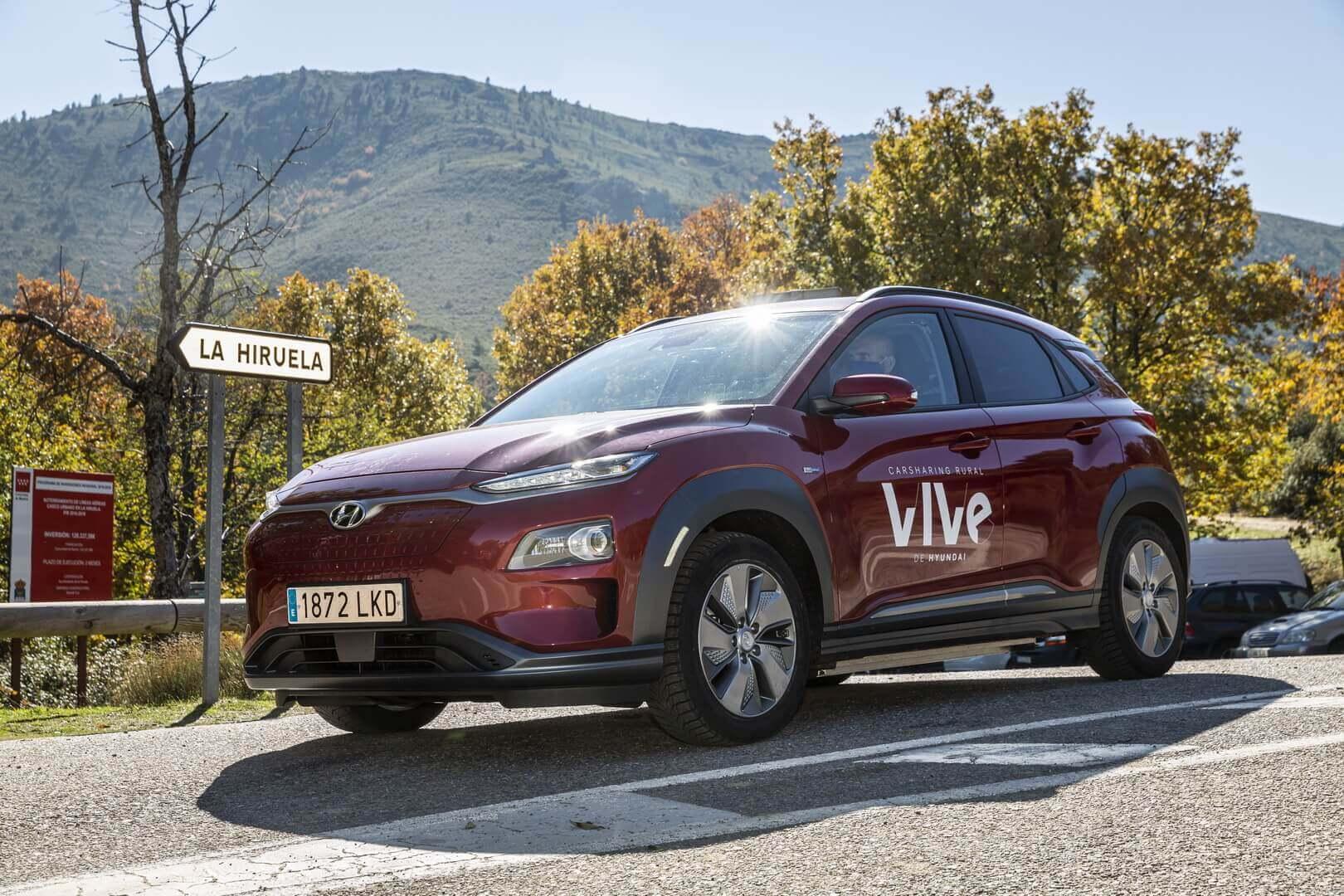 Hyundai заново изобретает мобильность в сельских районах Испании