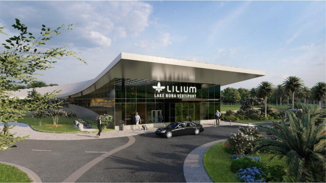 Стартап по производству летающих такси Lilium построит во Флориде хаб для своих электрических самолетов
