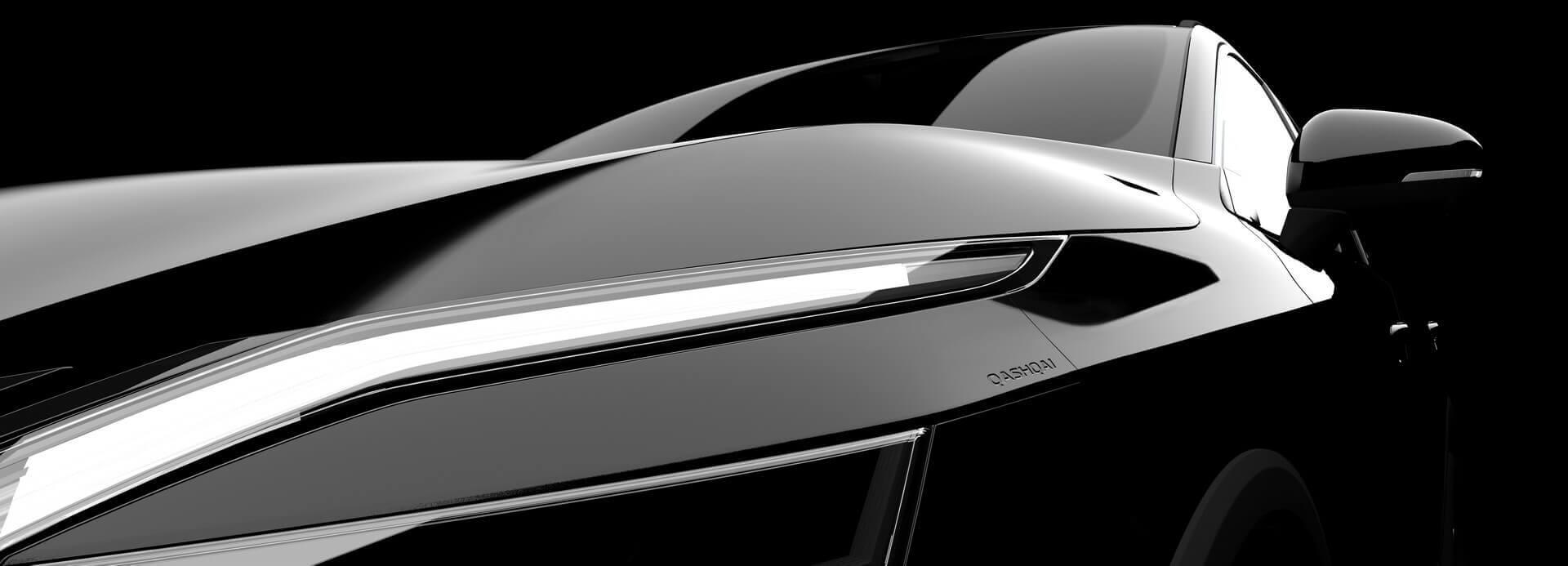 Третье поколение инновационного кроссовера компании Nissan готовится к официальной презентации весной 2021 года