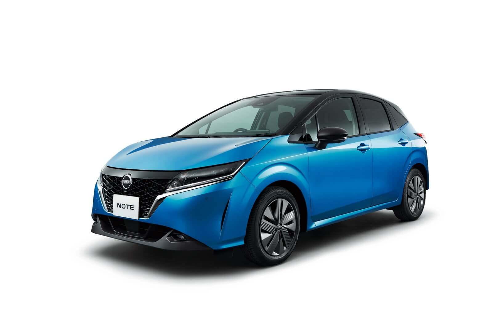 Nissan Note e-POWER 2021 года