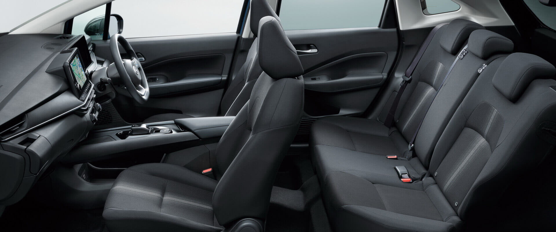 Салон Nissan Note e-POWER 2021