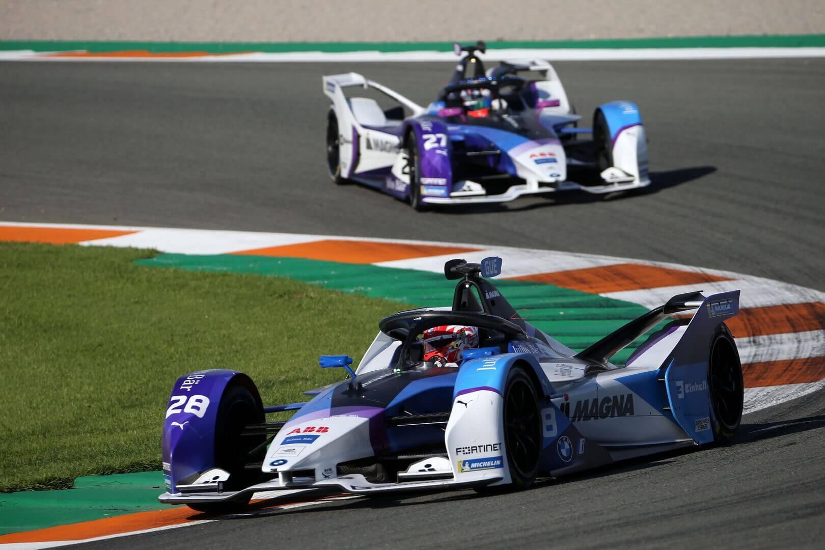 BMW покинет «Формулу E» в конце следующего сезона