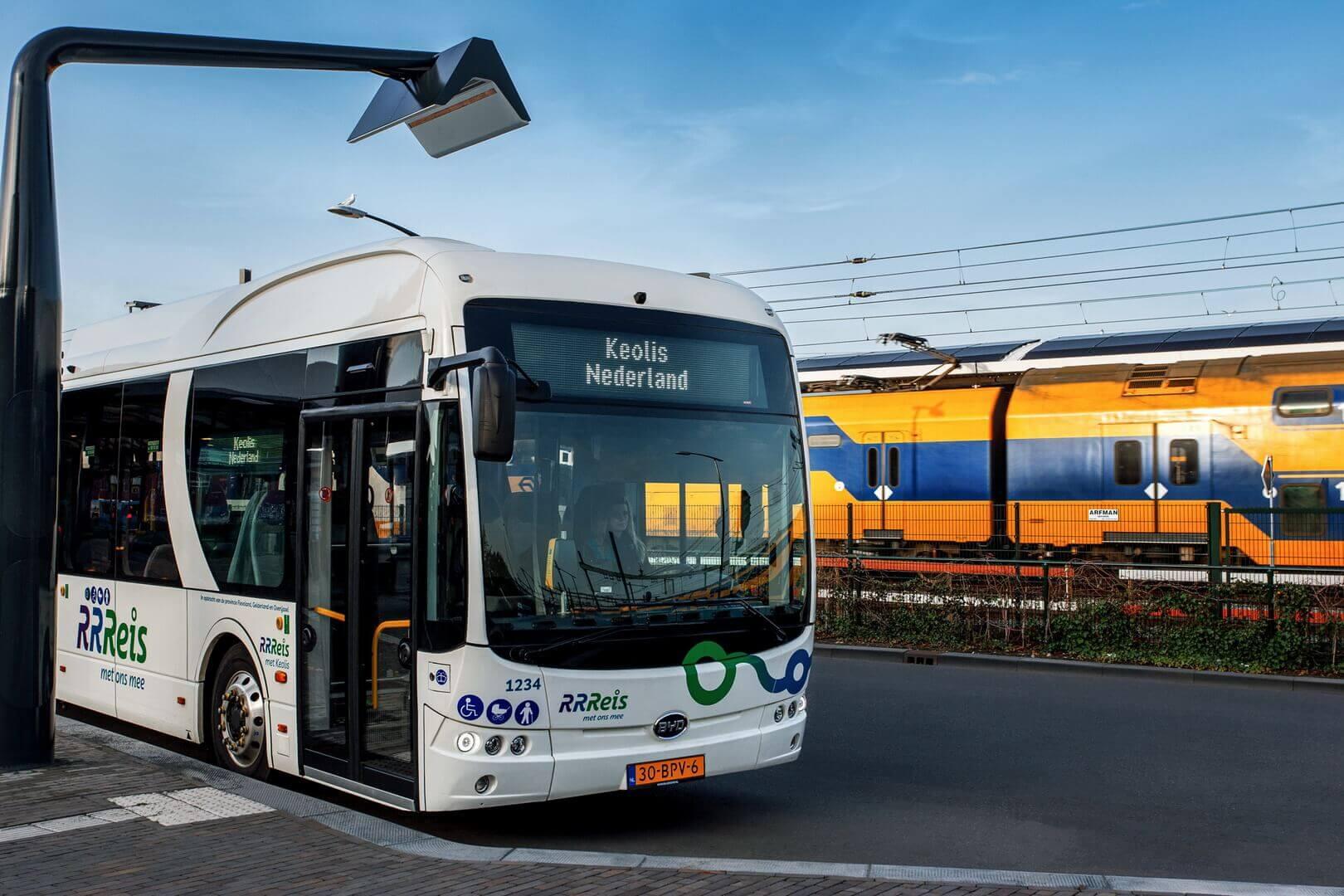 BYD реализовал крупнейший в Европе заказ на электрические автобусы
