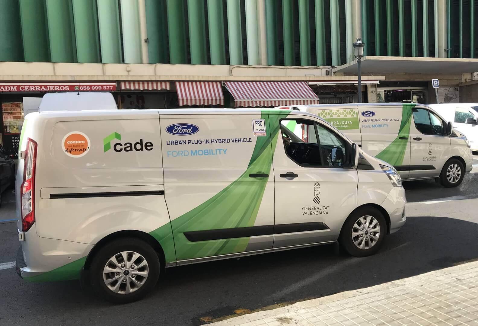 Плагин-гибриды с технологией блокчейна и геозон улучшат качество воздуха в городах