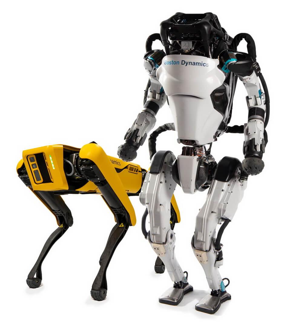 Hyundai Motor Group и Boston Dynamics: лидерство в робототехнике