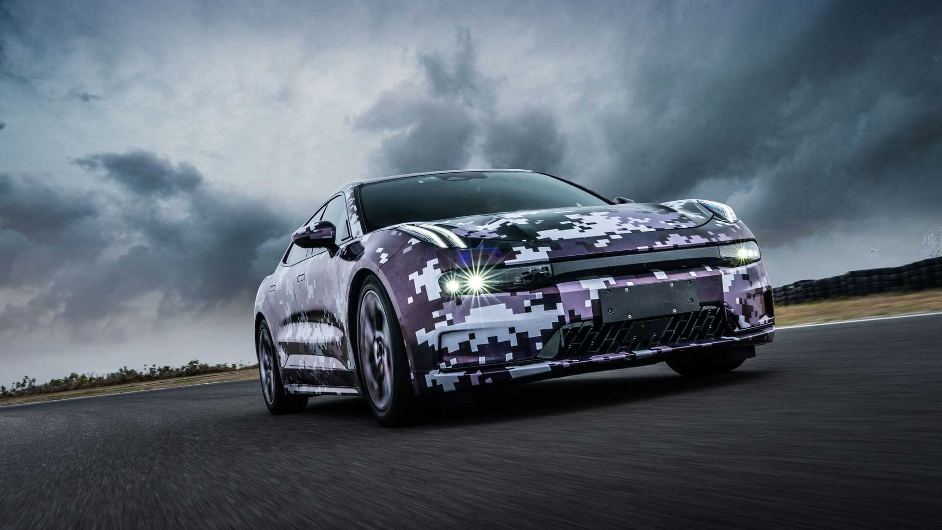 Lynk & Co готовит к серийному запуску модель Zero EV