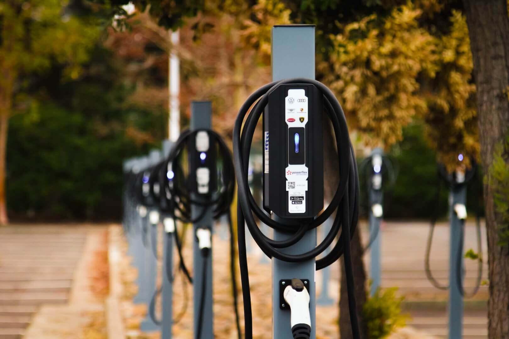 Кампус IECC в Кремниевой долине пополнился зарядными устройствами для электромобилей