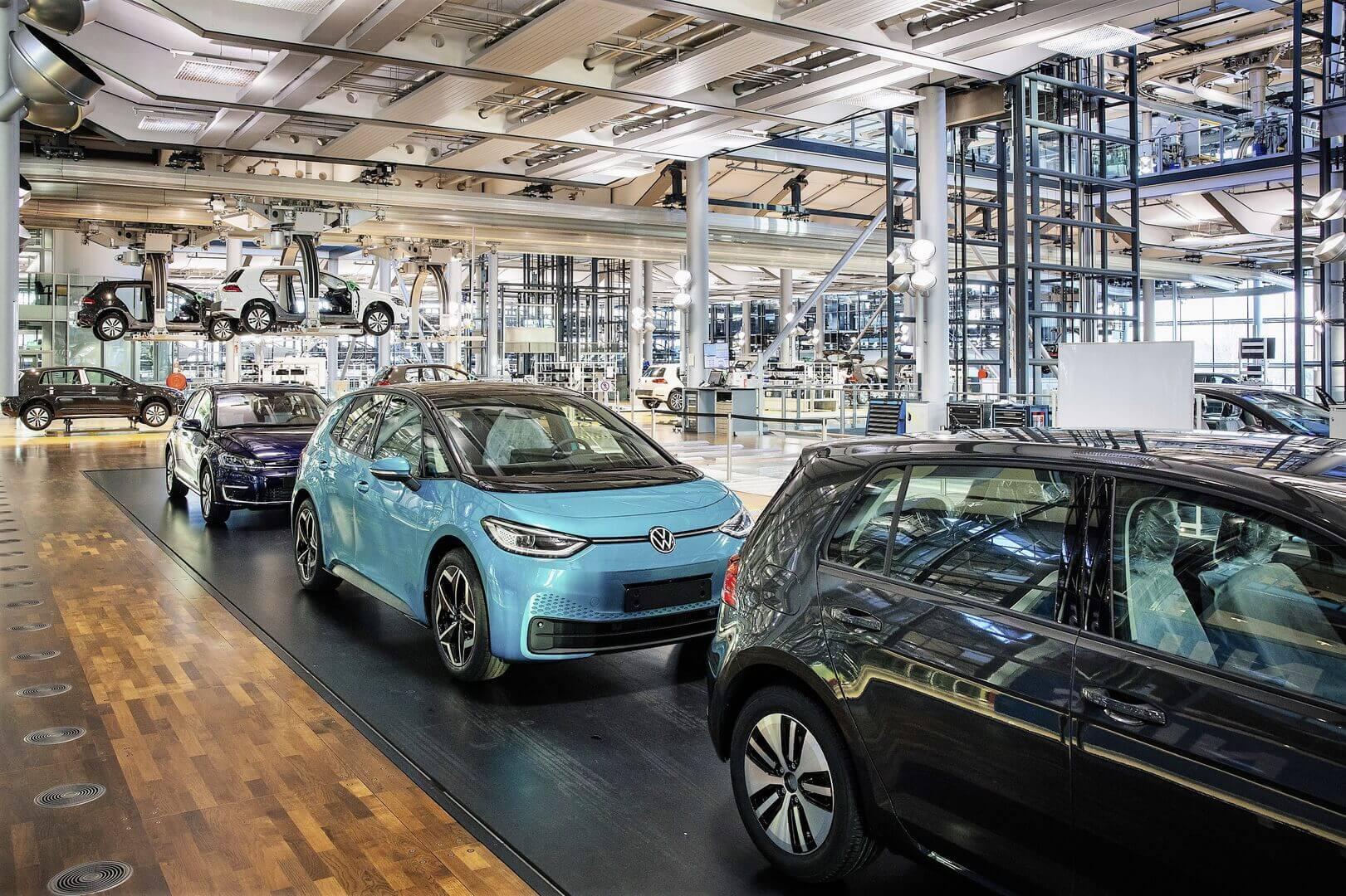 Volkswagen официально прекратил выпуск e-Golf