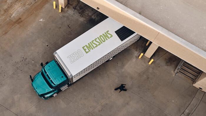 Электрический грузовик Volvo с запасом хода до 240 км появится в 2021 году в США